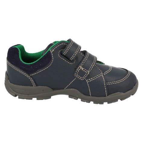 boys clarks walking shoes with lights flash pop ebay