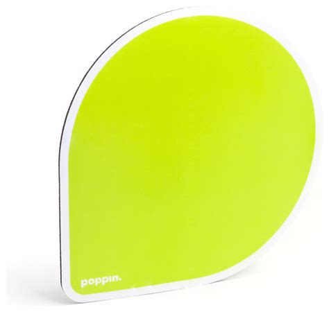 Mousepad Lime Green Modern Desk Accessories Lime Green Desk Accessories