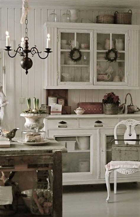 shabby chic kitchen cabinet 35 awesome shabby chic kitchen designs accessories and