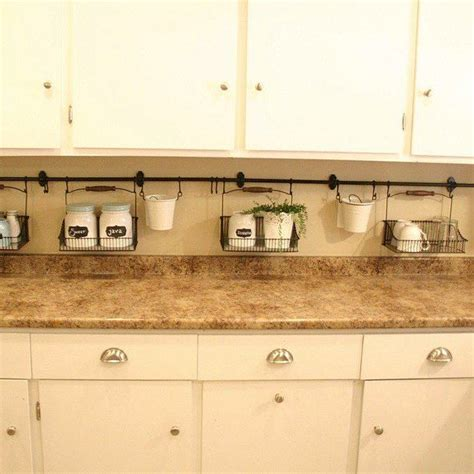 kitchen countertop storage ideas 33 best images about beach bathroom on pinterest master