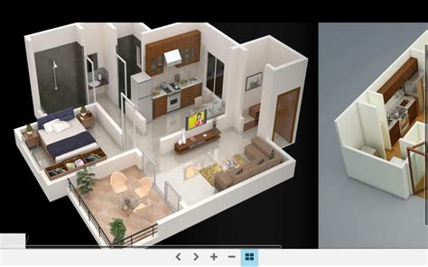 Home Design 3d Version Android 3d Home Plans Android Apps On Play