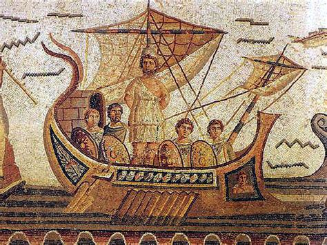 Marriage in the odyssey