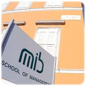 Mib Trieste School Of Management Mba by Học Bổng Mba Của Mib School Of Management Of Trieste 221