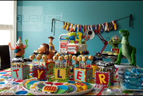 themes toy story guest party toy story birthday