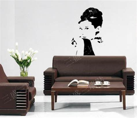 popular hepburn wall decor buy cheap hepburn