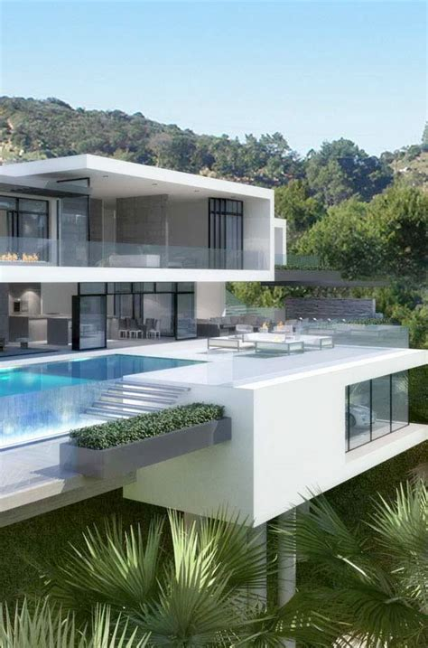 home vega plaza design luxury ultramodern mansion on sunset plaza drive in los
