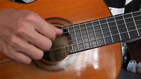 youtube tutorial de guitarra tutorial de c 243 mo tocar un albazo en la guitarra youtube