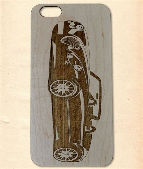 Handmade Wooden Iphone Cases - bugatti car handmade wooden cover for iphone 6 6s