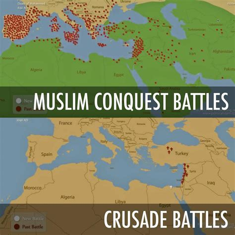 this video blows up obama s speech about the crusades