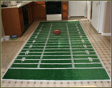football field rug monumental dining room cepagolf