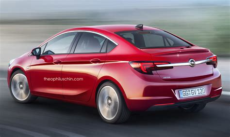 opel astra sedan 2016 interior this 2016 opel astra sedan render drops floating c pillar