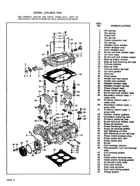 Ford 400 Carb Choice - Ford Truck Enthusiasts Forums