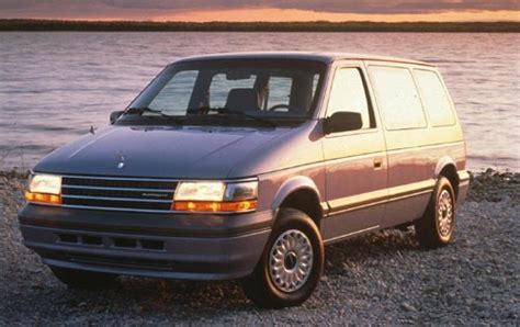 how things work cars 1994 plymouth voyager electronic toll collection maintenance schedule for 1995 plymouth voyager openbay