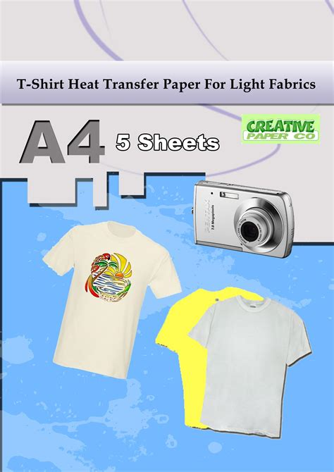 write on paper transfer to computer how to print on fabric with heat transfer paper