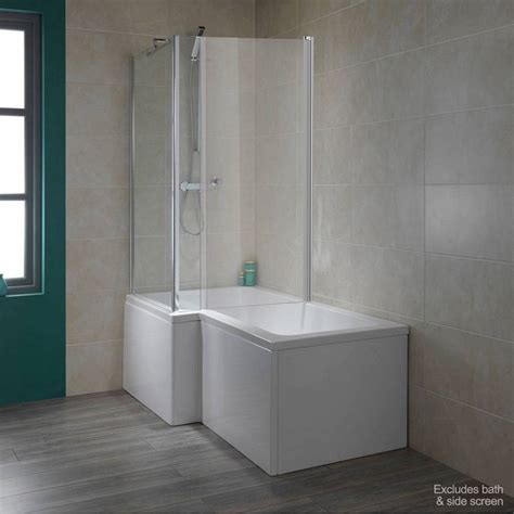 square bathtub with shower 6mm glass door for square shaped shower bath