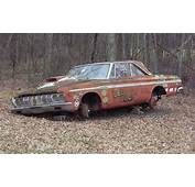 Hot Rods  Old Mopar In Woods The HAMB