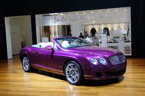 purple bentley 2012 bentley continental flying spur speed steering wheel