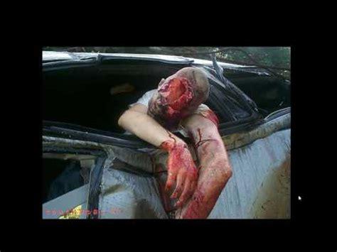 imagenes impactantes de accidentes fatales arayashiki animales al volante
