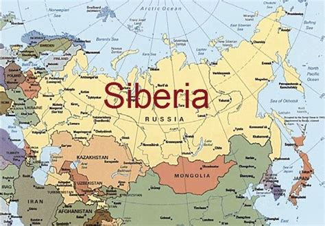 map of siberia russia with cities siberia search russia search