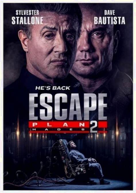 mine run 3d escape 2 escape plan 2 hades 2018 dvd 4k 3d
