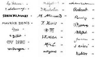 Rookwood Vase Famous Signatures