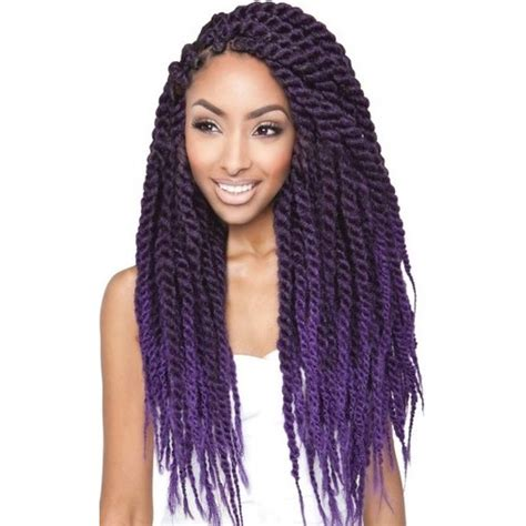 Various Trending Hair Styles In Kenya by Collection Afri Naptural Braids Montego Twist 16