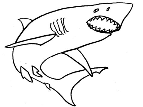 cool coloring pages of sharks impressive sharks coloring pages cool ideas fo 5812