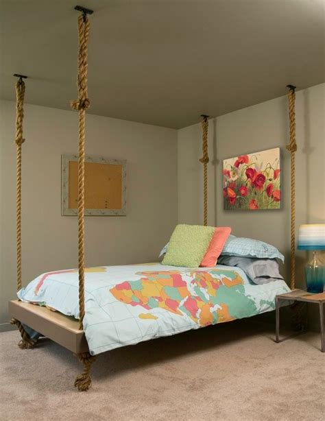 suspended bed 10 hanging beds that you totally need to sleep on photos