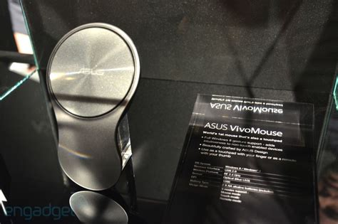 Vivo Mouse fayan sales asus has just unveiled at computex in taiwan with the vivo mouse optical mouse