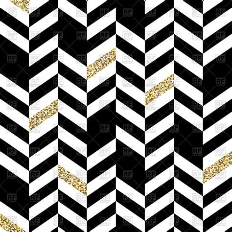 seamless chevron pattern with glittering royalty free