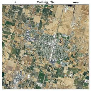 corning california map aerial photography map of corning ca california