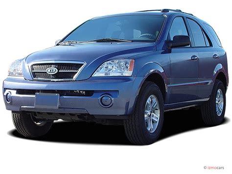 2003 Kia Sorento Specs by 2003 Kia Sorento Review Ratings Specs Prices And