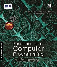 focus on fundamentals of programming with c books books fundamental of computer programming books buy