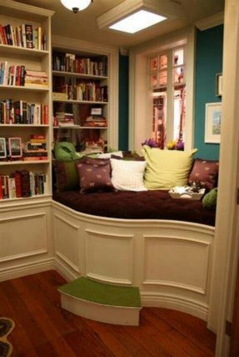house nook reading nook home ideas pinterest