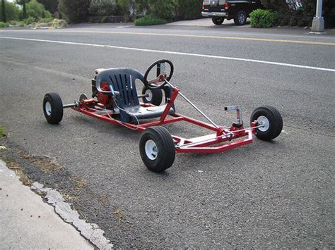 zigwire home made go kart vehicles