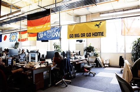 facebook office interior 20 creative inspiring office designs designmodo