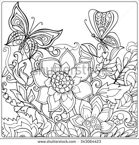 elaborate coloring pages for adults shutterfly elaborate adult butterfly coloring pages