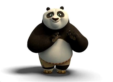 Kaos Kungfu Panda Kungfu Panda Po And Mr Ping By Crion kung fu panda 3 thanksgiving promo clip