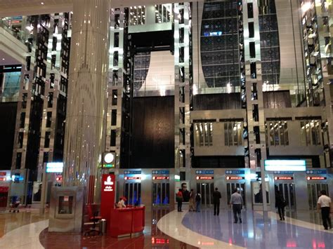 architect and building news report on airport building dubai airport building 1 e architect