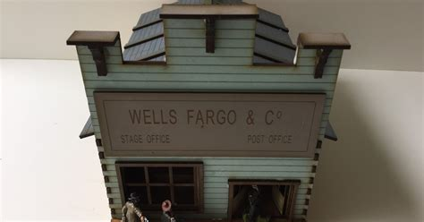 Fargo Office by Empires At War Land And Fargo Office