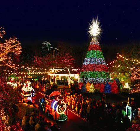 free christmas lights in branson mo explore the two mile trail of lights at shepherd of the