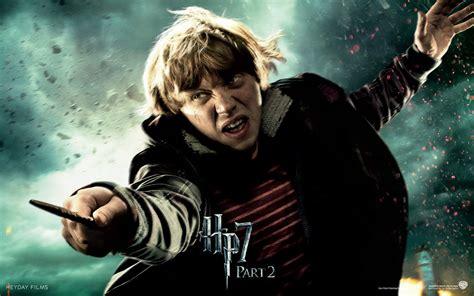 The B Part 2 by Harry Potter Y Las Reliquias De La Muerte Wallpaper De