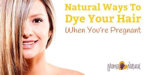 can you color your hair while ways to dye your hair when