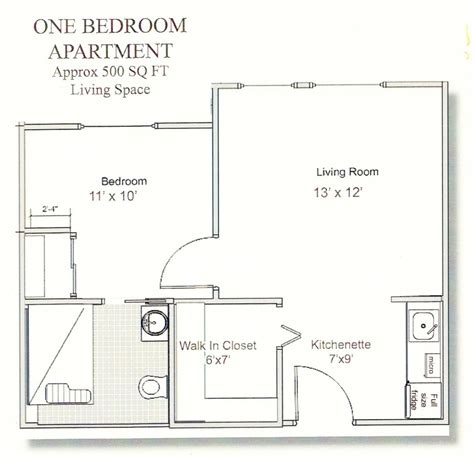 one bedroom design plans our floor plans healdsburg senior living