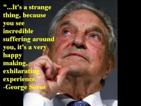 who is george soros, and why does hillary clinton praise