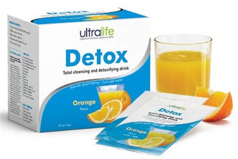 Ultralife Detox by Undeclared Allergens In Various Ultralife Detox Drinks And