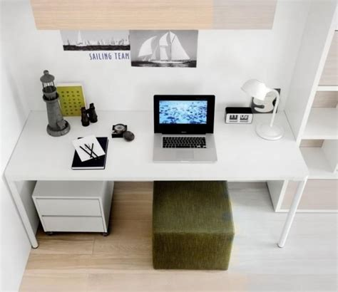 stylish study table design gharexpert