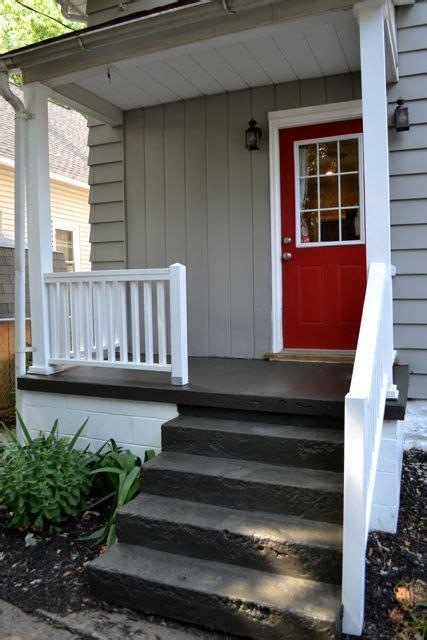 porch colors painting a concrete porch for the casa concrete porch