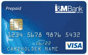 pre paid card visa cards i m bank rwanda