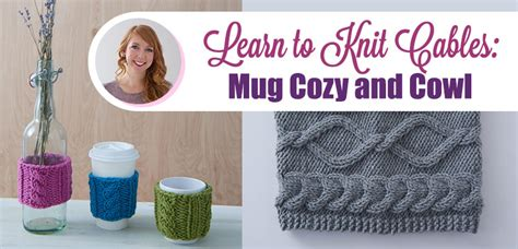 Learn To Knit As We Move Into The Season Of Chunky Cardigans And Sweaters by Learn To Knit We Were All Beginners Once Interweave